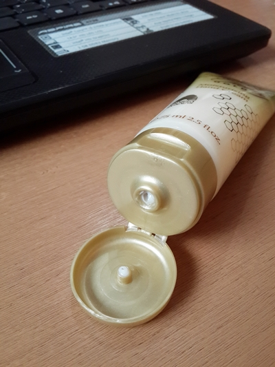 oriflame milk n honey handcream 2